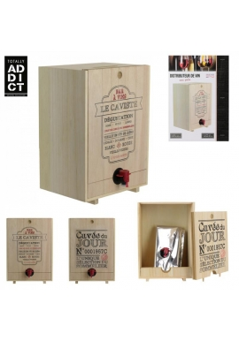Bag in box-dispenser 5liter
